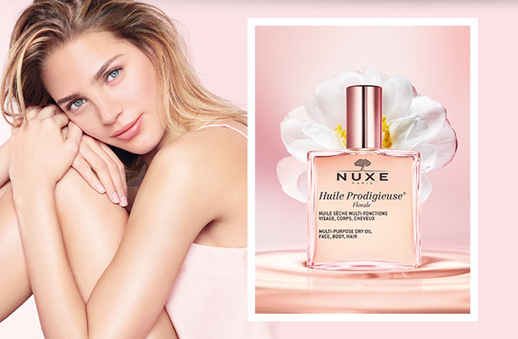 Nuxe aceite floral