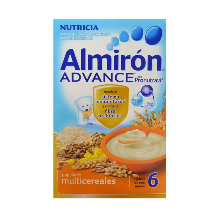 Almirón Advance Papilla Multicereales