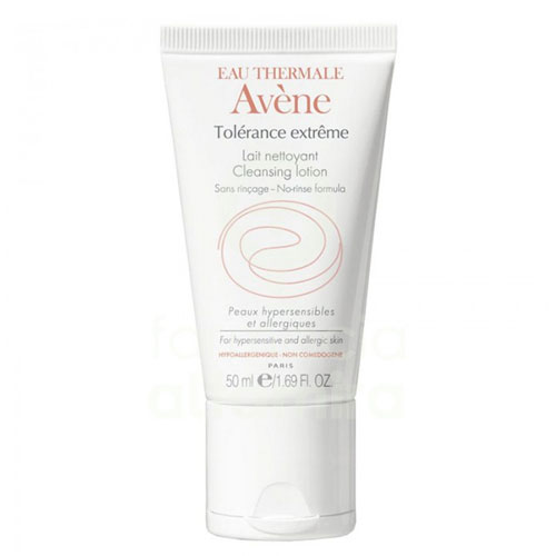 Avene leche limpiadora tolerance extreme 200ml