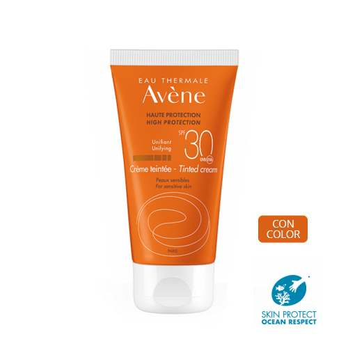 Avene Crema solar facial SPF30 Coloreada 50ml