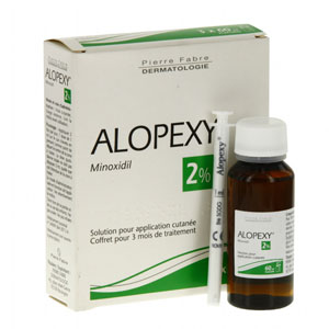 Alopexy 20mg/ml 1 Frasco 60ml