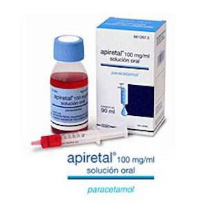 Apiretal 100mg/ml Solución Oral 90 ml