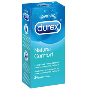 Durex Preservativos Natural Plus Pack 12x2 unids.