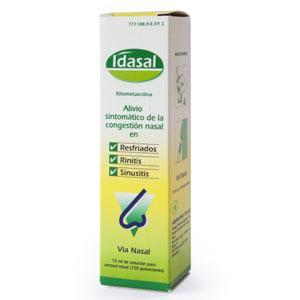 Idasal 1mg/ml nebulizador 15ml