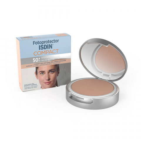 Isdin Fotoprotector Compact SPF50+ Arena