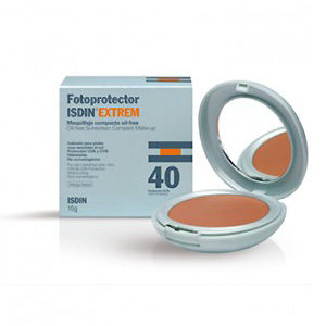 Isdin Fotoprotector Extrem SPF40 Maquillaje Oil-free