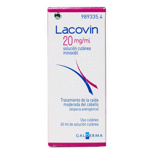 Lacovin 20mg/ml 1 Frasco 60ml