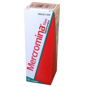 Mercromina Film 10ml