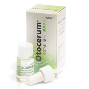 Otocerum gotas óticas 10ml
