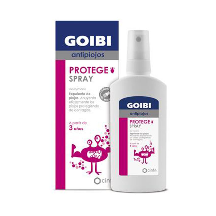 Goibi Antipiojos Protege Spray 200ml