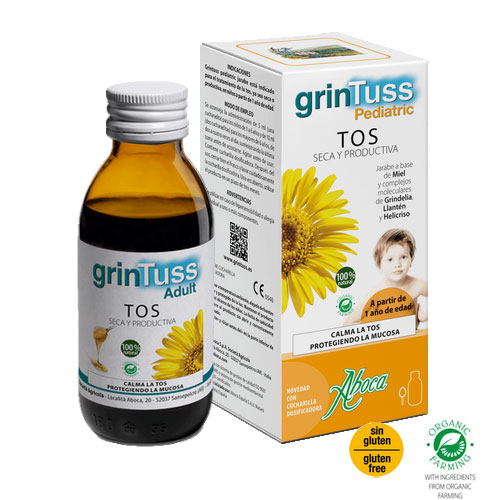 GrinTuss Pediátrico Jarabe 180ml