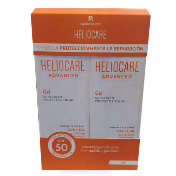 HELIOCARE Advanced Gel SPF50 200ml