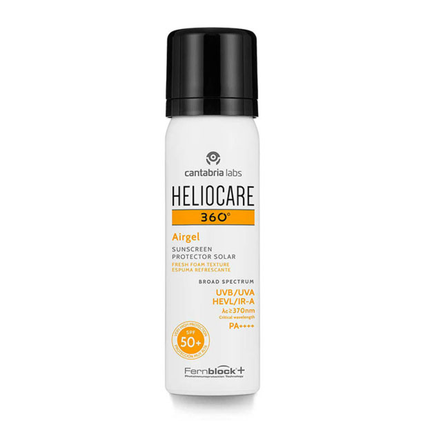 HELIOCARE 360º Airgel facial SPF50+ 60ml