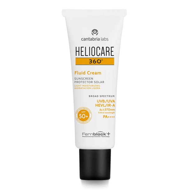 HELIOCARE 360º Fluid Cream facial SPF50+ 50ml