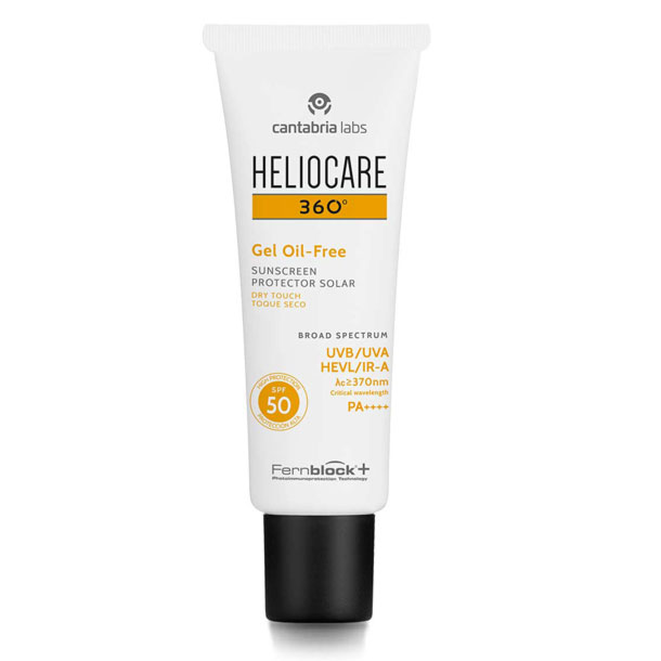 HELIOCARE 360º Gel Oil-free facial SPF50 50ml