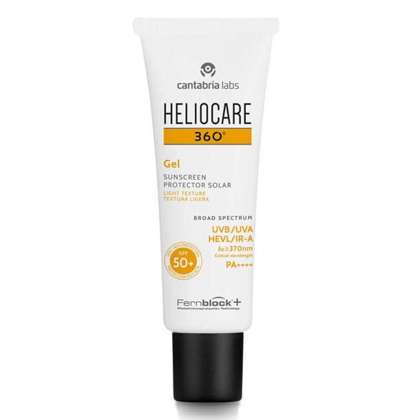 HELIOCARE 360º Gel facial SPF50+ 50ml