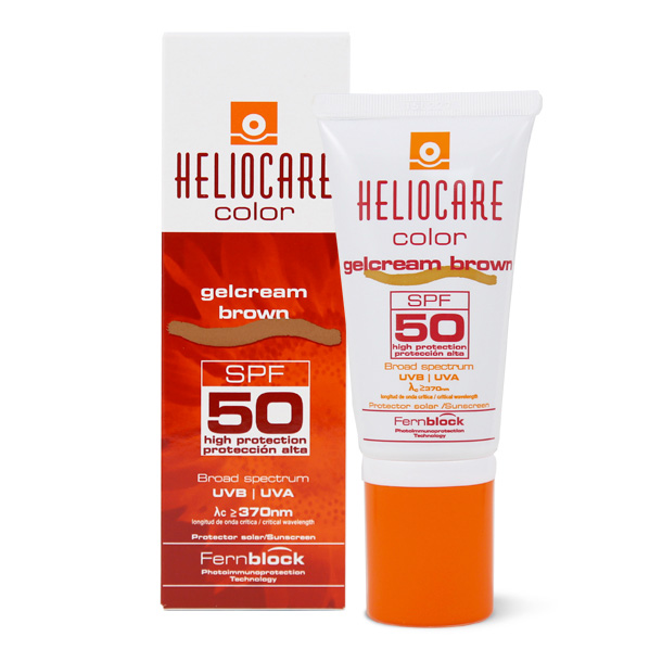 HELIOCARE Brown SPF50 Gelcream 50ml