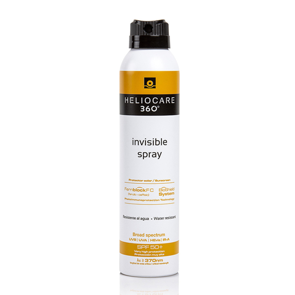 HELIOCARE Invisible Spray SPF50+ 200ml
