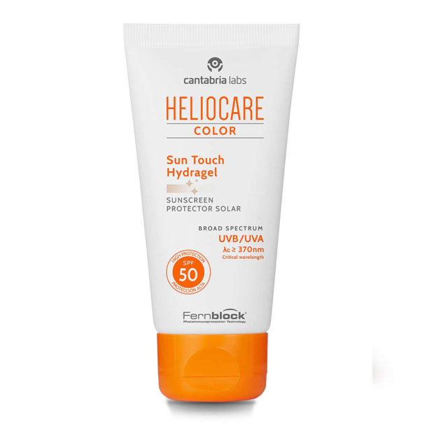 HELIOCARE Hydragel SPF50  toque color 50ml