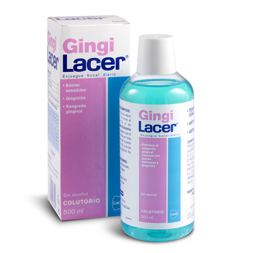 Lacer Colutorio Gingilacer 200ml