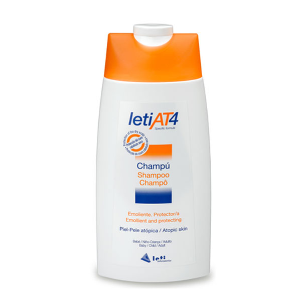 Leti AT4 Champú 250ml