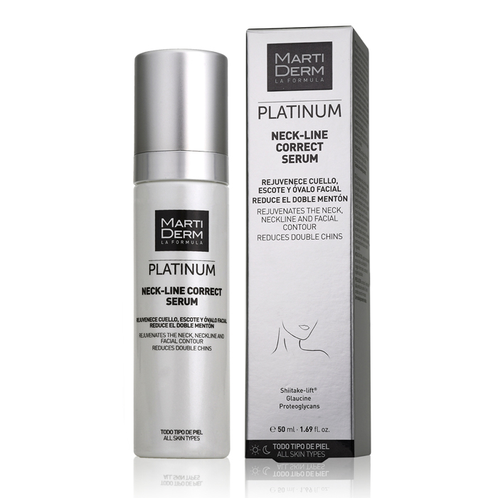 Martiderm Platinum Cuello y Escote 50ml