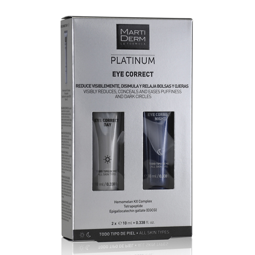 Martiderm Platinum Eye Correct 2x10ml