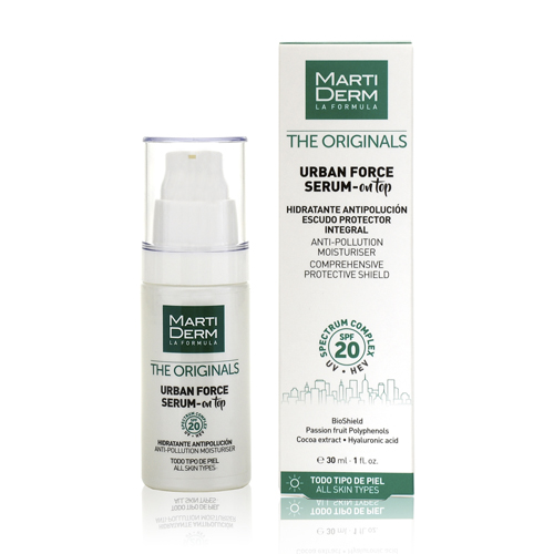 Martiderm Urban Force Serum 30ml