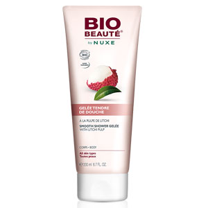 BIO Beaute Nuxe Gel Ducha con Pulpa de Lichi 200ml