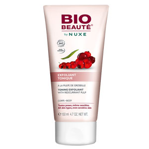 BIO Beaute Exfoliante con pulpa de Grosella cuerpo 150ml