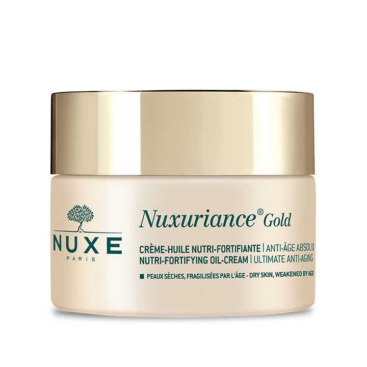 Nuxe Crema Aceite Nuxuriance Gold 50ml