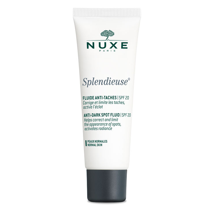 Nuxe Fluido Splendieuse SPF20 anti-manchas 50ml