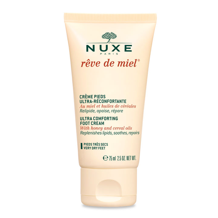 Nuxe Reve de Miel Crema Pies Ultra-Reconfortante 75ml