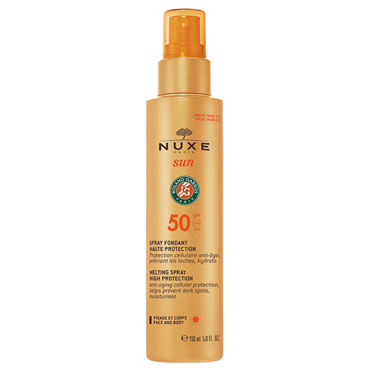 Nuxe Sun Leche Fundente en Spray SPF50 150ml