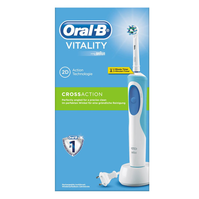 Cepillo Oral-B Vitality CrossAction