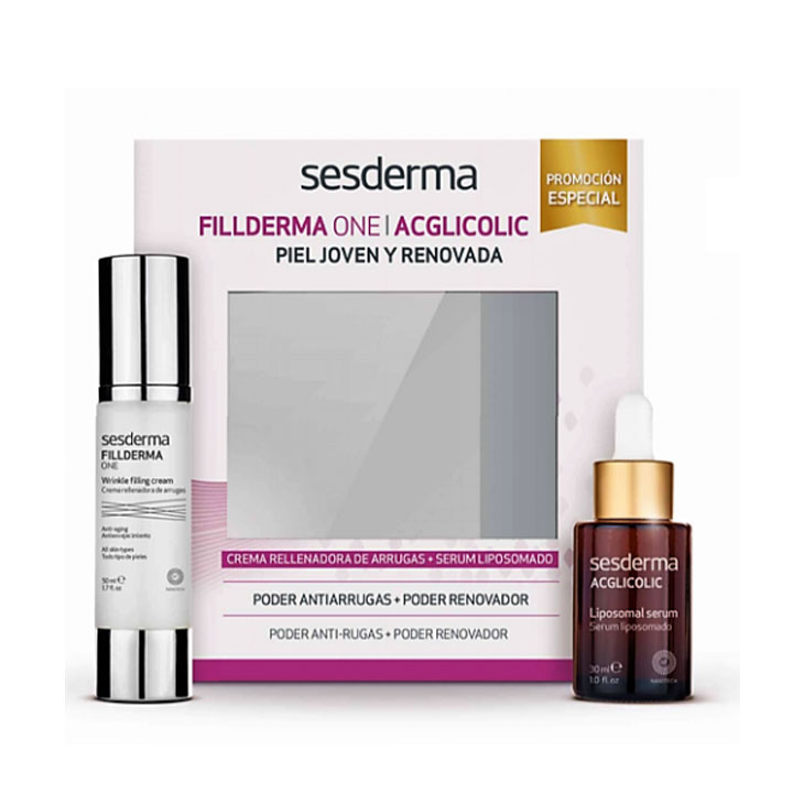 Oferta Sesderma Fillderma One + Acglicolic Serum