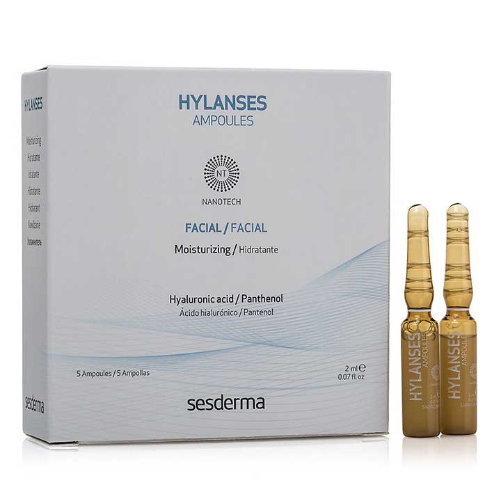 Sesderma Hylanses Ampollas 5 ampollas x2 ml
