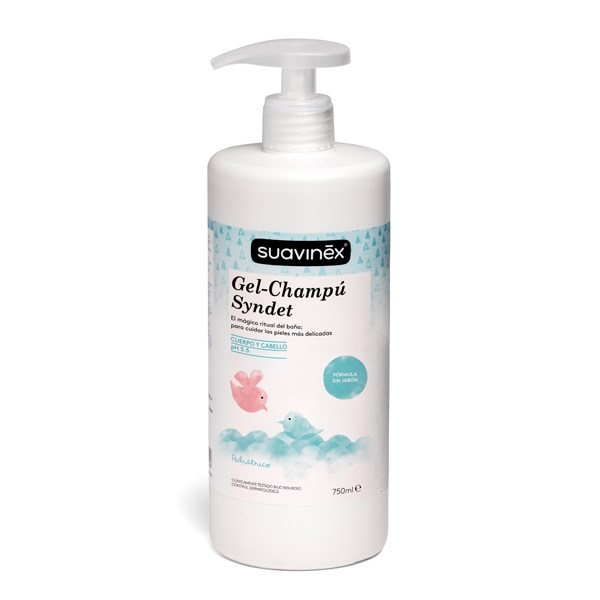 Suavinex Gel Champú Syndet 750ml