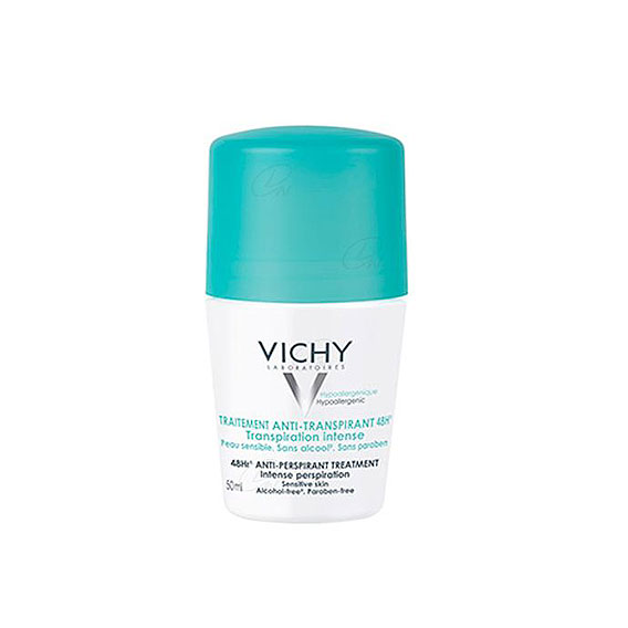 Vichy Desodorante anti-transpirante 48H roll-on
