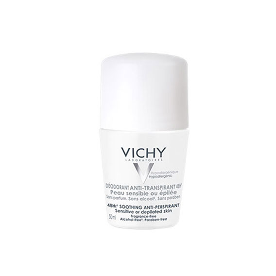Vichy Desodorante Piel Sensible roll-on 50ml